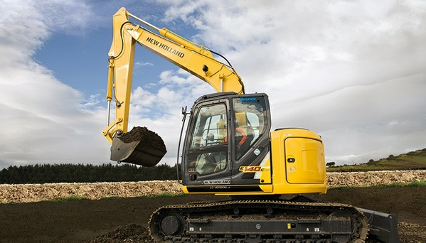 NEW HOLLAND E140CSR CRAWLER EXCAVATORS SERVICE REPAIR MANUAL