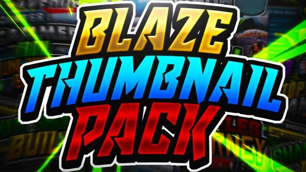BLAZE'S THUMBNAIL PACK NBA 2K18