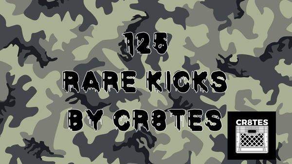 125 Rare Kicks