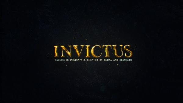 Invictus Design pack