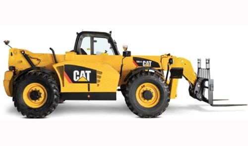 Caterpillar Cat TH414 TH514 TH417 Telehandler Parts Manual Download