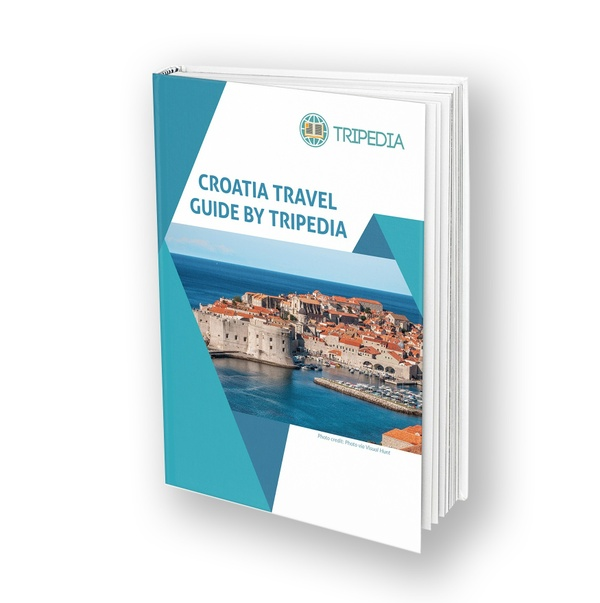Croatia travel guide by Tripedia
