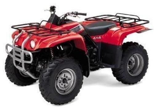 2000 Yamaha YFM400 Bigbear Kodiak 400 ATV Service Repair Manual