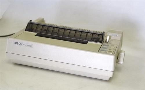 Epson FX-850 / FX-1050 Printer Service Repair Manual