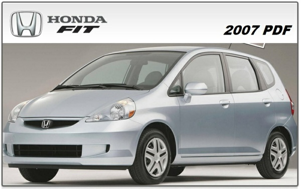 Honda Fit 2002 Repair Service Manual PDF