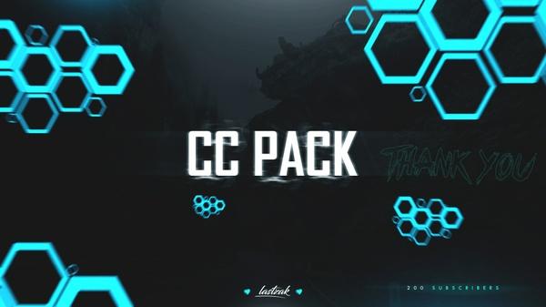 CC PACK │LastZAK's 200 SUBS PACK