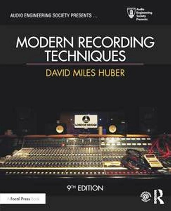 Modern Recording Techniques 9th edition ( PDF , eBook ) ( Instant download )