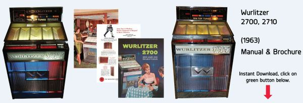 Wurlitzer Model 2700-2710