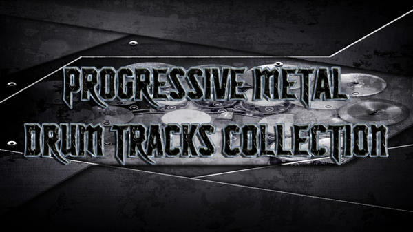 Progressive Metal Drum Tracks Collection - Preset 2.0
