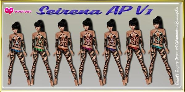 Seirena AP V1 Master Resell Rights!!!