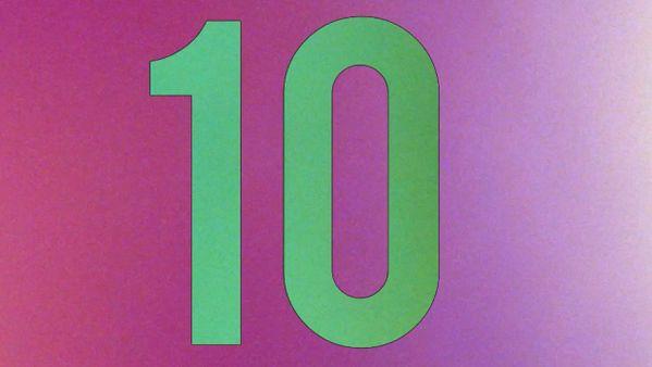 Ten Second Countdown video!
