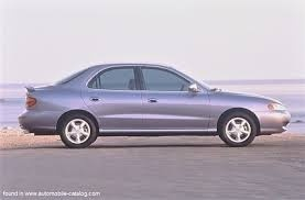 Hyundai Elantra 1996 Service Workshop Repair Manual