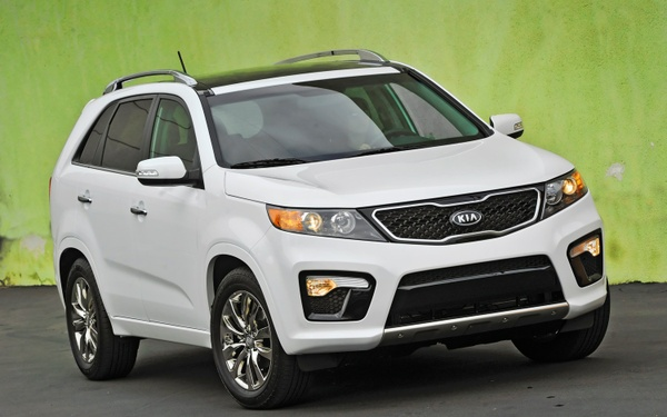 KIA Sorento 2011 Factory Service Workshop repair manual