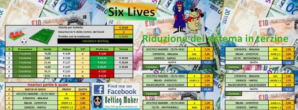 Six Lives