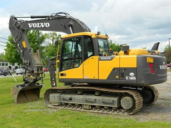 VOLVO EC160D L EC160DL EXCAVATOR SERVICE REPAIR MANUAL - DOWNLOAD