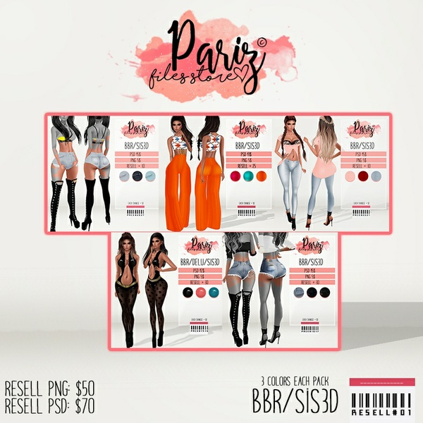 RESELL#001 PNG