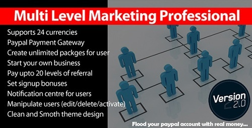 multi-level marketing Profesional