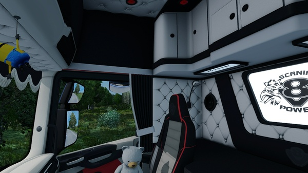 Scania S SCS Holland / Danish / Custom Interior ETS 2