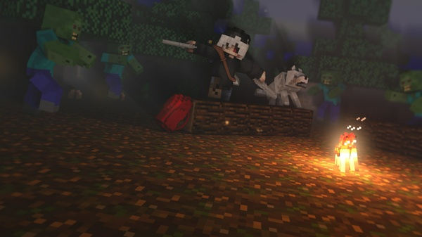 Wallpaper Minecraft