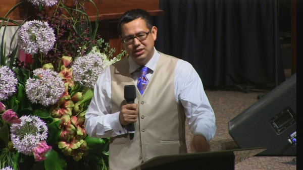 "MidWeek Service 8-26-2015 Rev.  Daniel Macias ""Finding Your Place In God"" MP4"
