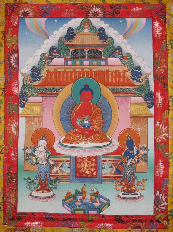 Amitabha Pureland Practice (The Excellent Path to Omniscience)