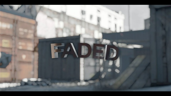 Faded - Project Files