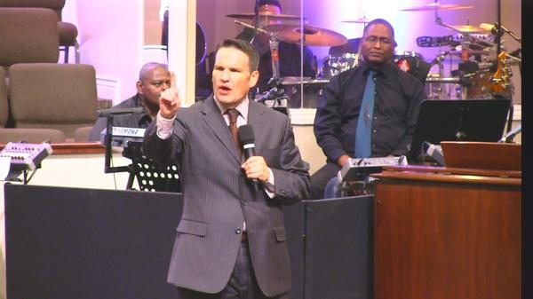 "Rev. Mark Drost 10-09-16pm "" Lost and Found"" MP3"
