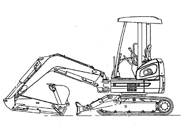 Fiat Kobelco E20.2SR E22.2SR E27.2SR Hydraulic Exavator Service Repair Workshop Manual Download