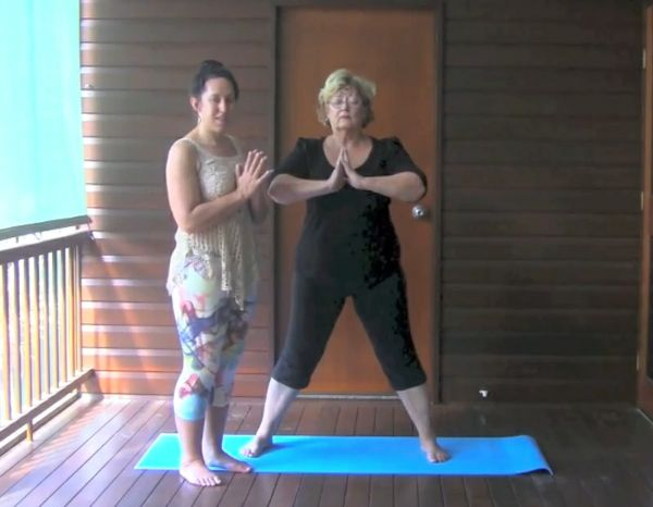 Plus Size Yoga - The Joy of Being in the Body