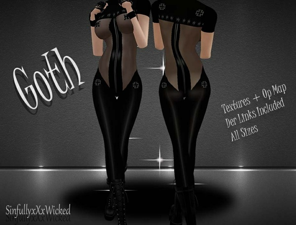Goth Outfit