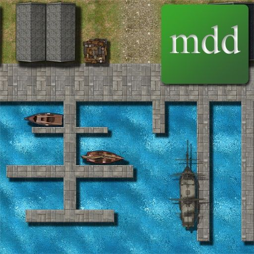 Wharf Battle Map