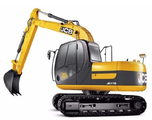JCB JS115 JS130 JS145 Tier III Auto Tracked Excavator Service Repair Manual Download