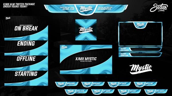 xJMx Mystic Overlay PSD