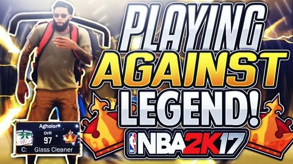 Thumbnail Template (NBA2K)