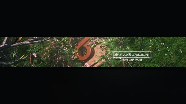 LOGO + BANNIERE 3D (pro)