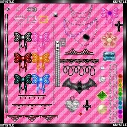 Krystle's Pixel Pack V2