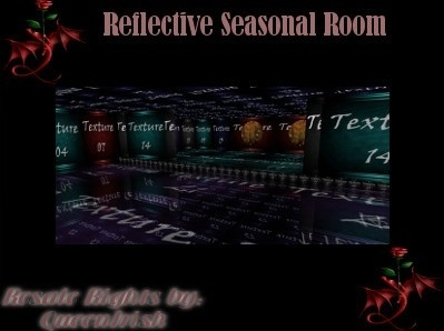 Reflective Seasonal Room