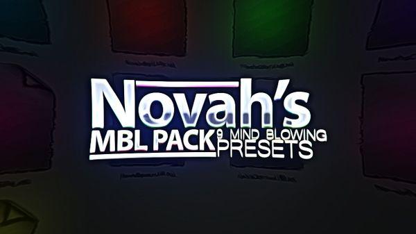Novah's Magic Bullet Looks Presets Pack (9 Looks!)