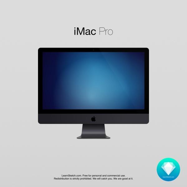 Vector iMac Pro