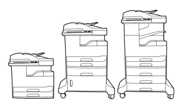 HP LaserJet M5025, M5035 MFP Series printers Service Repair Manual