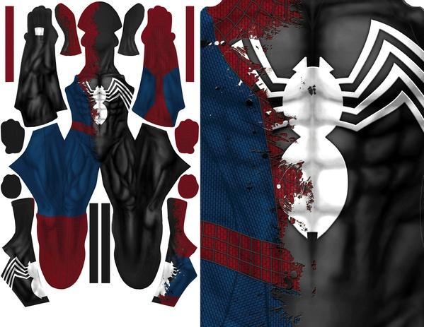 HALF TASM2 half symbiote pattern file
