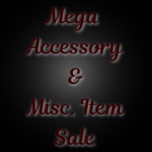 2017 - MEGA Accessory SALE - NO RESALE!