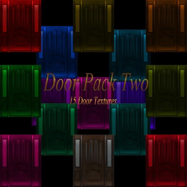 Door Pack Two (15 files)