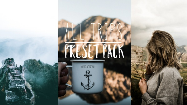 All Trips Preset Pack