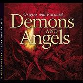Demons and Angels MP3 CD