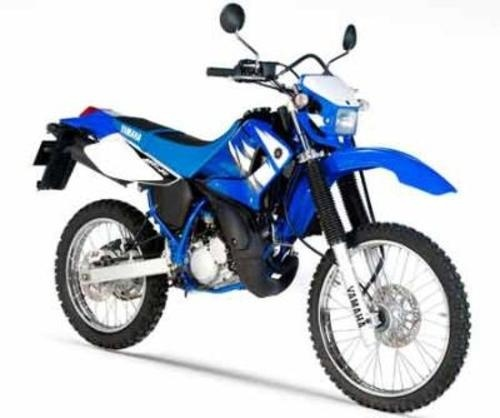 1988 YAMAHA DT125R SERVICE REPAIR MANUAL