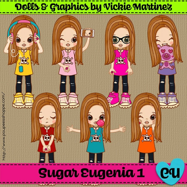 Sugar Eugenia 1