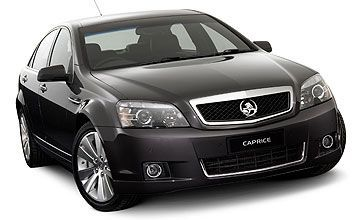 HOLDEN WM STATESMAN/CAPRICE Workshop Manual