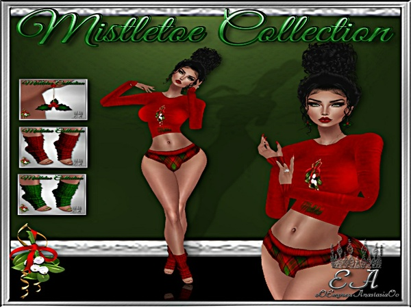 Mistletoe Collection with Re-Sell Rights!!!