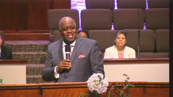 """Pastor Sam Emory 05-15-16am """" The Day of Pentecost"""" MP4"""